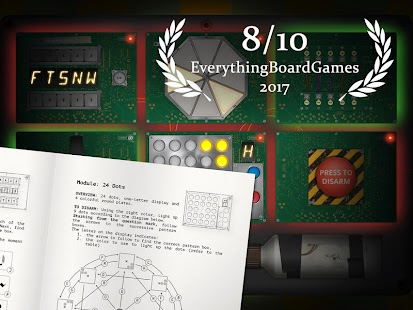 Them Bombs: co-op board game- screenshot thumbnail