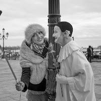 Selfie a Venezia di