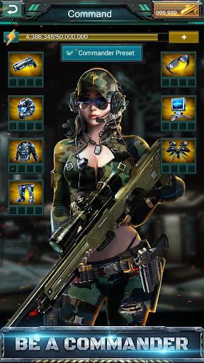 War Games - Commander  screenshots 4