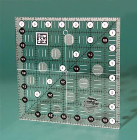 "Linjal Creative Grids 7½""x7½"" (12041)"