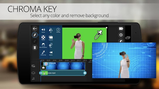 PowerDirector – Video Editor App, Best Video Maker Mod 6.0.0 Apk [Unlocked] 1
