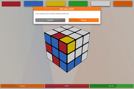 3D-Cube Solver 1.0.2 screenshots 10