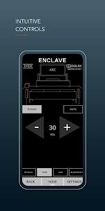 Enclave Audio CineHome II/PRO CineHub Remote 1.0.15 MOD for Android 3