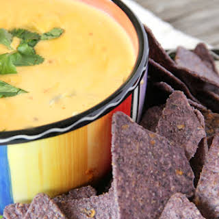 The Best Chile con Queso.
