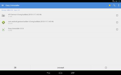 Easy Uninstaller App Uninstall 3.3.6 Screenshots 8