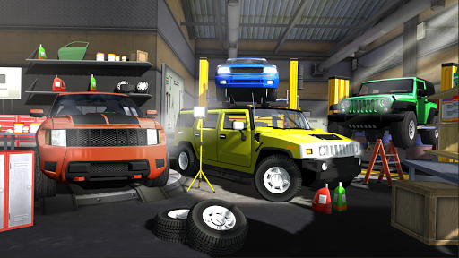 Extreme SUV Driving Simulator screenshot 7
