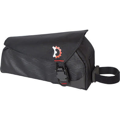 Revelate Designs Mag-Tank Bolt-On Top Tube/Stem Bag: Black