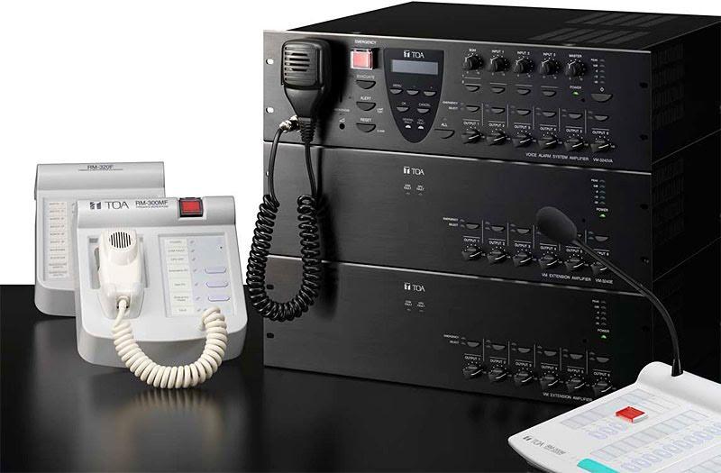 TOA VM-3000