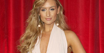 Catherine Tyldesley to sex up Corrie with bondage-style reindeer outfit