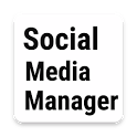 Social Media Manager for Facebook and Twitter icon