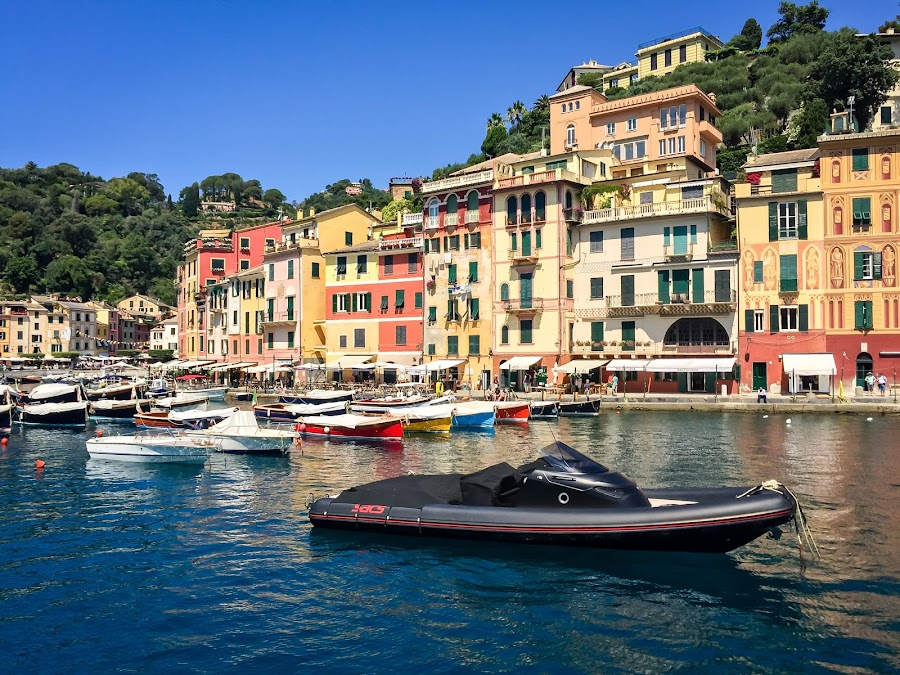 Portofino by Mike Hotovy - Instagram & Mobile iPhone