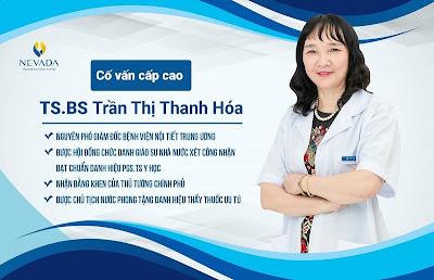 Chuyên gia, cố vấn cấp cao TS.BS Trần Thị Thanh Hóa