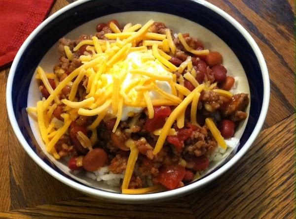 Home-style Chili Recipe