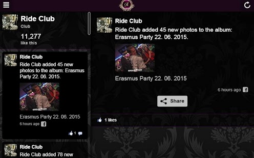 Ride Club – Miniaturansicht des Screenshots