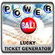 PowerBall Lucky Ticket Generator Android apk
