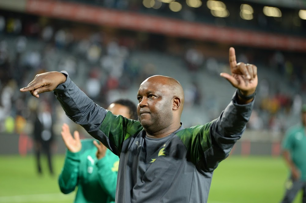 Conflict looms at Sundowns as Mosimane rages over uncut grass - TimesLIVE