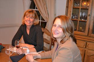 Photo: Lena och Anna