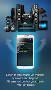 MyAudioStream Lite- screenshot thumbnail