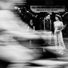 Wedding photographer Thang Ho (thanghophotos). Photo of 03.11.2017