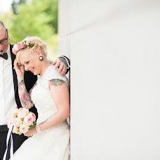 Wedding photographer Mathias Schneider (schneidersfamil). Photo of 02.07.2014