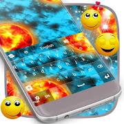 Sun Keyboard Theme