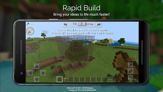 Toolbox For Minecraft PE Apps Bei Google Play - Minecraft kostenlos spielen nicht downloaden