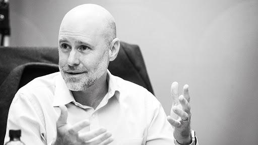 Gareth James, network and security sales specialist, VMware