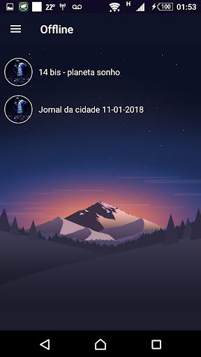Rádio Ebamix screenshot 4