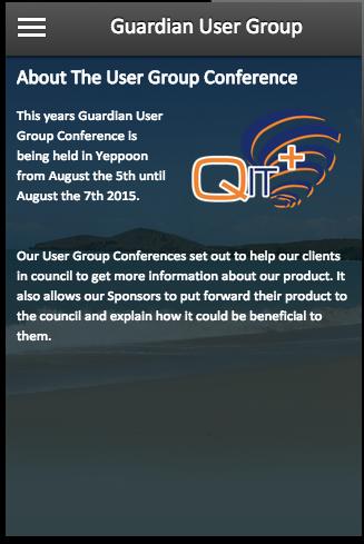 Guardian User Group