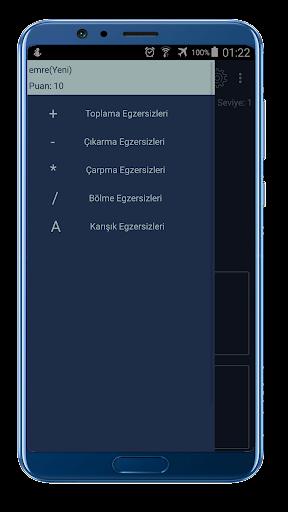 Matematik Egzersizleri PRO screenshot 1