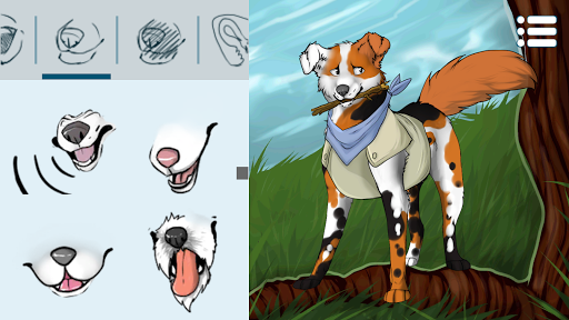 Avatar Maker: Dogs screenshot 9