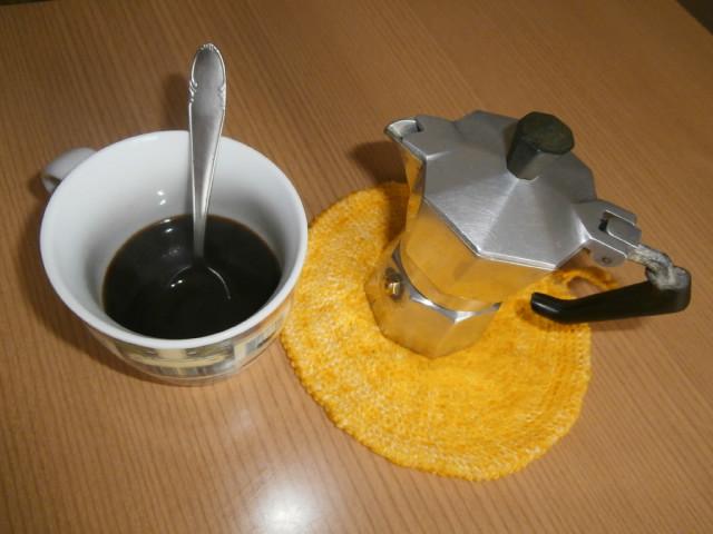 Cuccuma e caffè di Santapaula