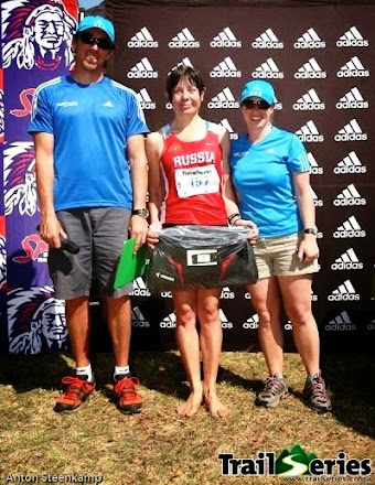 Photo: Rapid and short running carreer - 06 #TrailSeries, Mountain Sanctuary race, 2nd lady overall, 1st in category