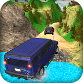 Hill Racing 4x4 Jeep Climb -New Jeep Driving Game