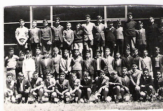 Photo: Luis Trapiello, Pedro, Viñuela, José Luis, Andrés Cortés, Elías Carracedo, .......