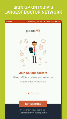 PlexusMD for Doctors - screenshot