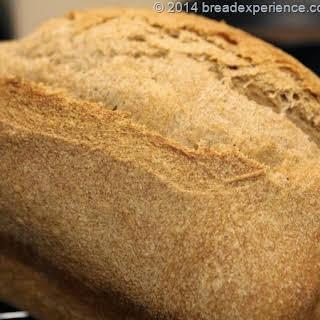 crusty Spelt Bread.