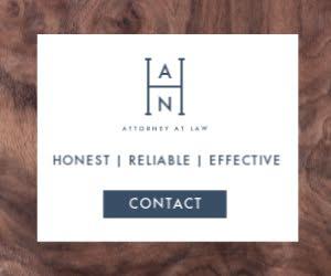 Hernandez Attorney - Medium Rectangle Ad Template