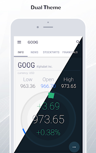 FinWiz-Stocks, News, Investing and Markets - náhled