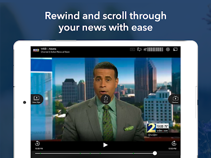 NewsON - Watch Local TV News- screenshot thumbnail