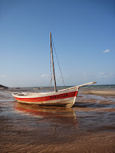 Photo: dhows on the Indian Ocean