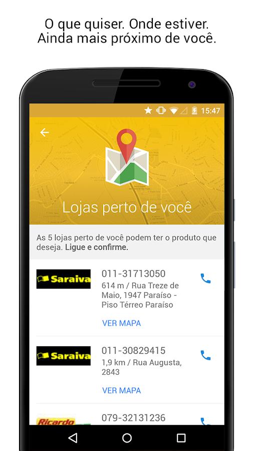Buscapé Mobile - Imagem 2 do software