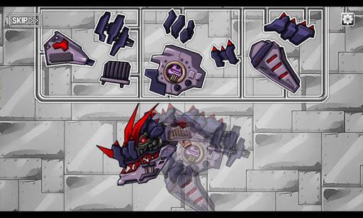 Robot Dino Infini  captures d'écran 2