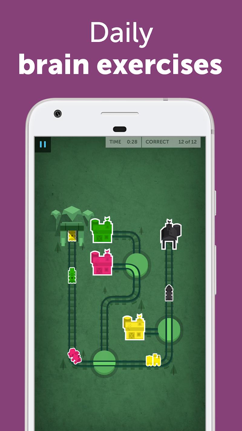 Lumosity: #1 Brain Games & Cognitive Training App Screenshot 5