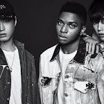 Eric, Gallant, Gallant photo shoot with W korea