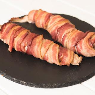 Bacon Wrapped Pork Tenderloin (Primal, Paleo, Keto).