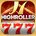 HighRoller Vegas - Free Casino Slot Machine Games icon