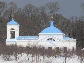 Photo: Сабурово. Церковь Покрова Пресвятой Богородицы. Год постройки: между 1797 и 1803 гг.