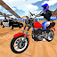 Motorcycle Infinity Driving Simulation