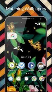 Gucci Wallpaper Art Screenshot
